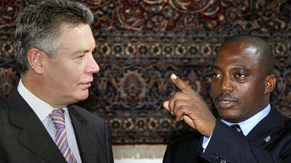 """Kabila: """"De Gucht is een kleine racist. Ik hou niet van racisten"""""""