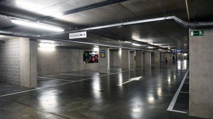 Stad koopt parking De Vaartkom