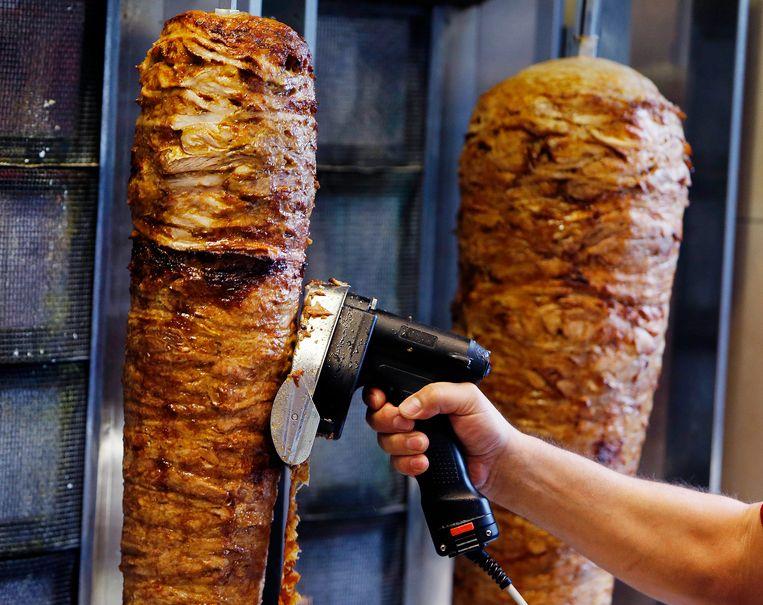 Doner Vlees Kopen.Doner Kebab Mogelijk Met Uitsterven Bedreigd Buitenland
