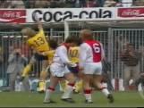De Leeuw scoorde in unieke bekerfinale Feyenoord - Ajax