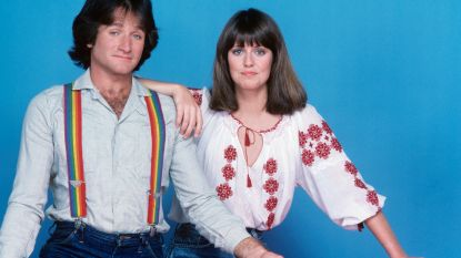 "'Mork and Mindy'-collega: ""Robin Williams betastte me op de set"""