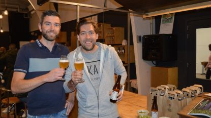 Lokaal heeft nu ook zijn eigen biertje
