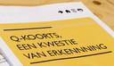 Wim van de Donk vroeg in Den Haag  herhaaldelijk aandacht voor de bestrijding van Q-koorts in Brabant.