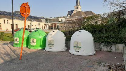 Kledingcontainers in Huldenberg tijdelijk verwijderd