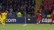 Knappe goals, gescheurd shirt en een rabona: kijk hier naar hoogtepunten Kazachstan-België