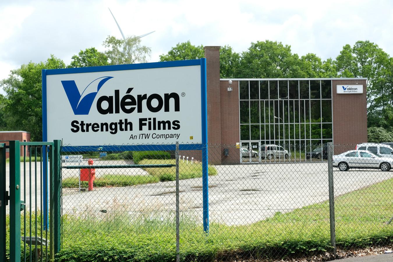 De poorten van Valéron bleven dinsdag dicht.