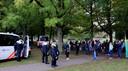 Demonstratie Den Bosch tegen coronaspoedwet