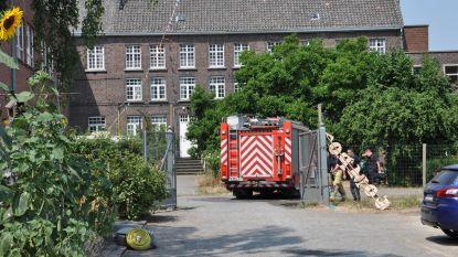 36 kinderen geëvacueerd door compostbrand