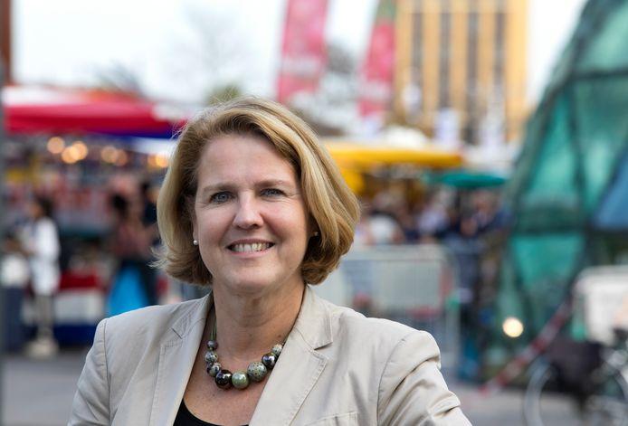 Monique List, wethouder cultuur Eindhoven.