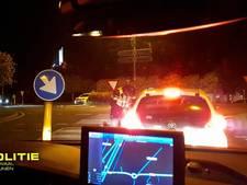Politie neemt rijbewijzen in beslag bij alcoholcontroles in rivierengebied