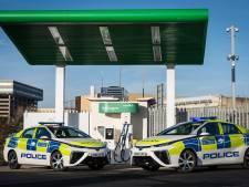 Politie Londen gaat rijden op waterstof