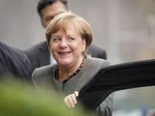 Onderhandelingen Duitse formatie  gaan vandaag door