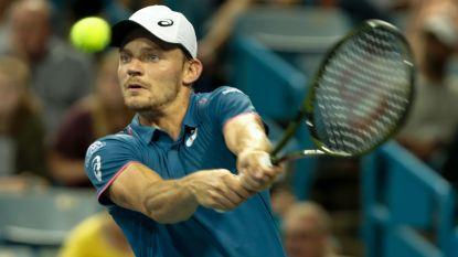 Goffin knokt zich na hevige strijd met Del Potro naar halve finales Cincinnati, nu wacht clash met Federer