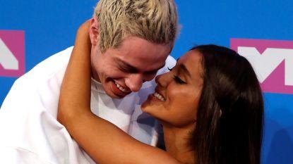 Pete Davidson blokkeert Ariana Grande op sociale media
