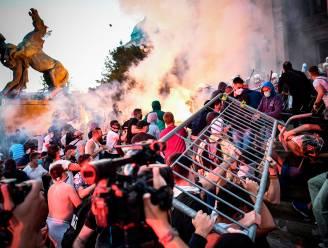 Nieuwe lockdown van de baan na fel protest in Belgrado