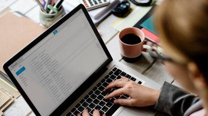 Onveilige emails teisteren Belgische bedrijven
