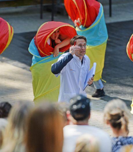 Van Top tot Teen: kinderen dansen mee in openluchttheater Eibergen
