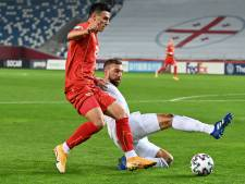Oranje treft Noord-Macedonië op EK; De droom van Guram Kashia spat uiteen