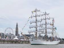 Noteer alvast 22 tot 25 juli 2022 in uw agenda: data voor Tall Ships Race zijn bekend