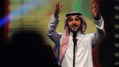 Saoedische vrouw opgepakt na omhelzen populaire zanger tijdens concert