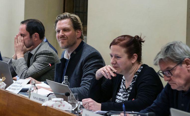 Wouter Allijns vervangt Tiene Castelein tot april als voorzitter van de gemeenteraad.