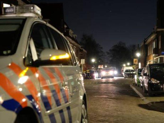 De jonge verdachten werden al snel na de overval op een woning in de Verheijstraat in Vlaardingen opgepakt.