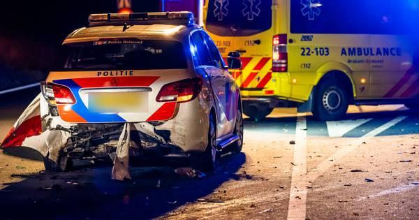 Agent overleden bij aanrijding op Brabantse snelweg: 'Een klap die onze familie keihard raakt'.