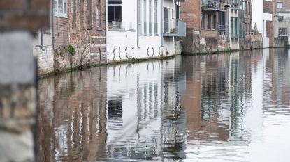 Bijna helft woningen loost nog in Binnendijle