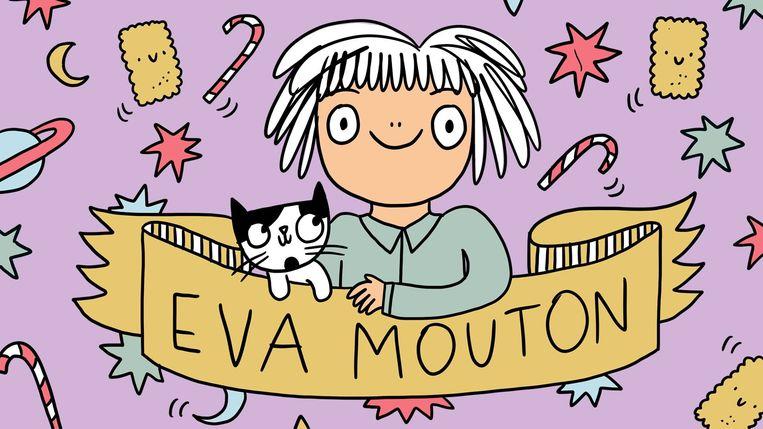 Eva Mouton neemt voor een dag de winkel van Mister T over.