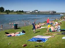 Zwembaai Oude Tol is weer open