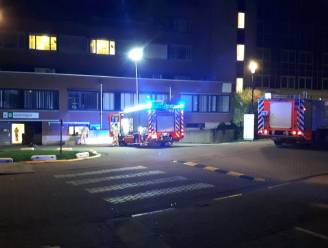 Medisch rampenplan even afgekondigd nadat droogkast vuur vat in AZ Sint-Elisabeth in Zottegem
