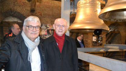 Herman Van Rompuy bezoekt zijn klok