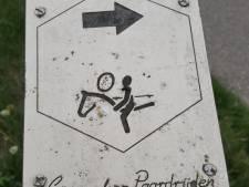 'Herstel de ruiterpaden in Boxmeer', zegt de Boxmeerse partij LOF
