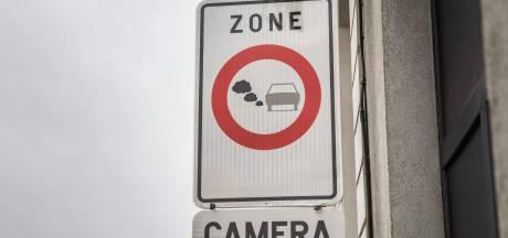 LEZ heeft duidelijke impact op Gents wagenpark: 10% minder autobezit, 18% meer 'propere' wagens