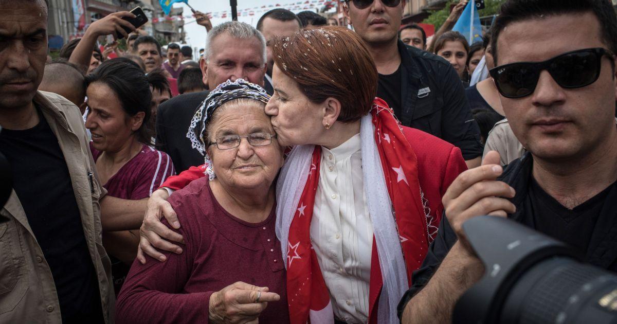 Kost deze 'Iron Lady' Erdogan straks de overwinning?