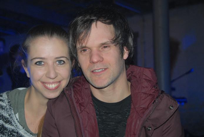 Hanne Schillemans en Ralph Timmermans, de regisseurs van Spin Echo.