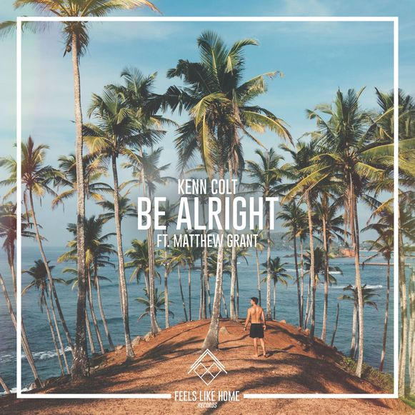 "Cover van ""Be Alright"""