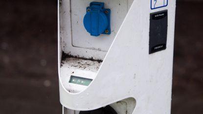 Nieuw reglement voor parkings elektrische auto's