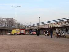 Quadrijder (17) gewond bij ongeval in Rotterdam-Spangen