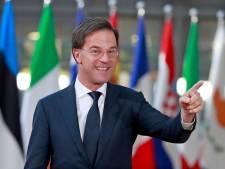 Het vaasje en de doeners van Rutte: wie probeert hij te bereiken?