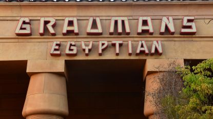 Netflix koopt iconisch Egyptian Theatre in Hollywood