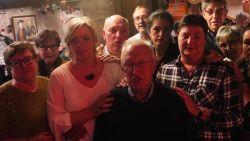 43 Vlamingen verschansen zich samen met parlementslid in kelder van restaurant in Straatsburg