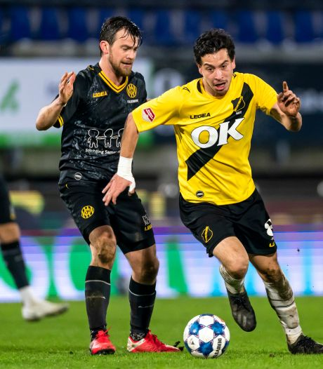 NAC mist regisseur Haye tegen Jong PSV