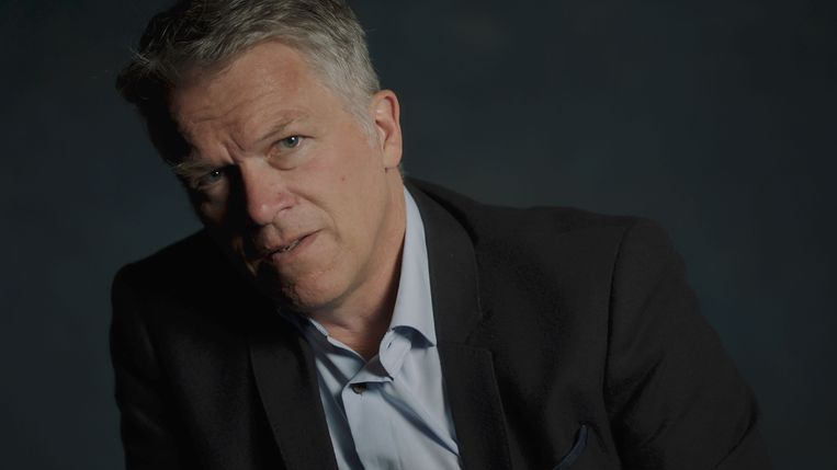 Wouter Bos (l) en Jan Peter Balkenende Beeld -