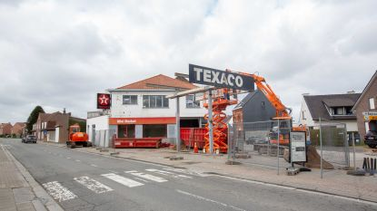 Texaco sluit tankstation in Pamel