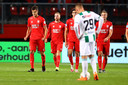 FC Twente viert de 3-1.