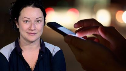 Vrouw stuurt date meer dan 159.000 berichtjes. Na één afspraakje