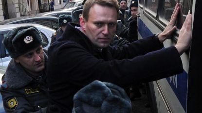 Russische oppositieleider Aleksej Navalny meteen na vrijlating weer veroordeeld