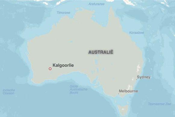 Drie kwart van het goud dat in Australië wordt ontgonnen komt uit de streek rond Kalgoorlie.