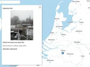 Honderden sneeuwplaatjes op de kaart: stuur ook een foto in